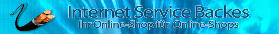 Webspace & Domain Shop PC & Internet Service Backes